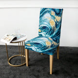 Coastal Dining Chair Cover-Bondi Beach Chair Cover-Coastal Passion