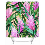 Saint Lucia Island Shower Curtain-Shower Curtain-Australian Coastal Passion