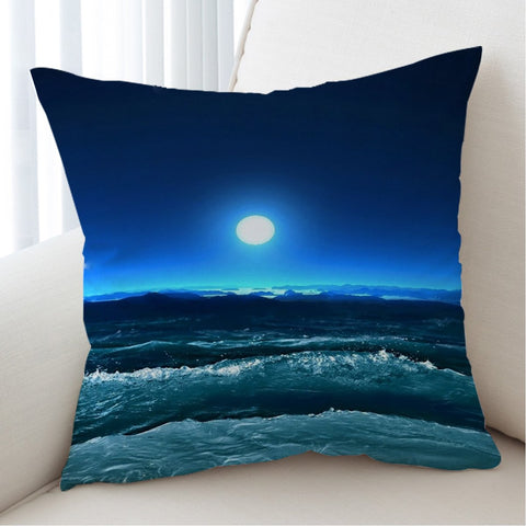 Moonlight Magic Cushion Cover-Australian Coastal Passion