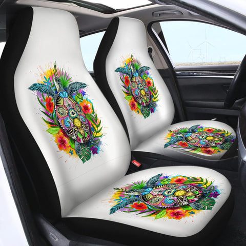 The Original Turtle Mystic Car Seat Cover-🇦🇺 Australian Coastal Passion