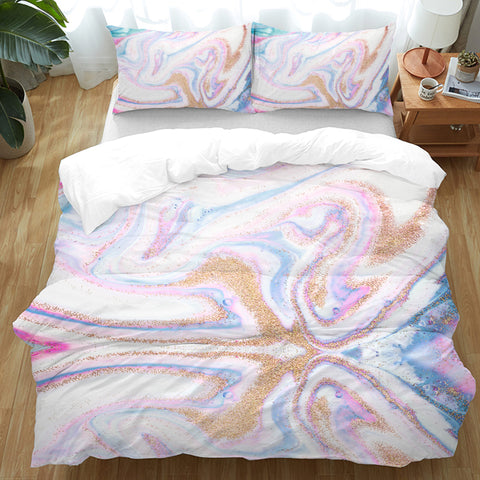 Coastal Doona Quilt Cover Set-Renaissance Island Doona Cover Set-Coastal Passion