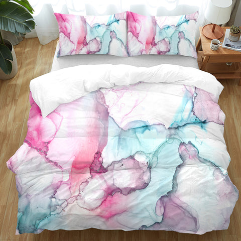 Coastal Doona Quilt Cover Set-Waikiki Doona Cover Set-Coastal Passion