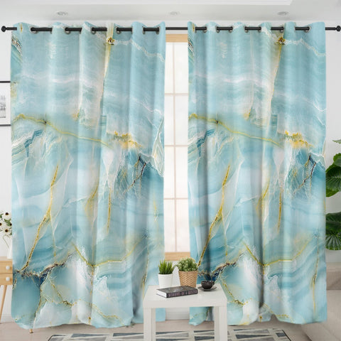 Coastal Curtain-Navagio Beach Curtains-Coastal Passion