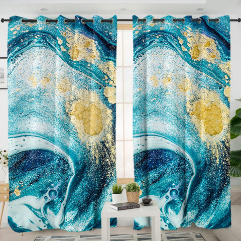 Coastal Curtain-Bondi Beach Curtains-Coastal Passion