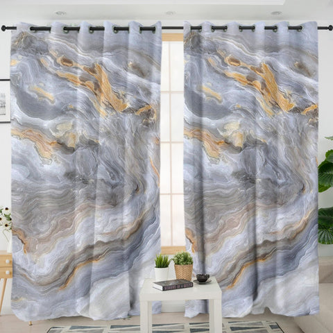 Coastal Curtain-Whitehaven Beach Curtains-Coastal Passion