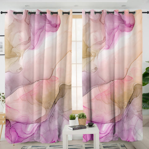 Coastal Curtain-Tulum Curtains-Coastal Passion