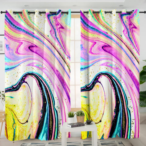 Coastal Curtain-Santa Monica Beach Curtains-Coastal Passion