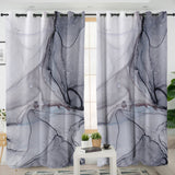 Coastal Curtain-Playa Pavones Curtains-Coastal Passion