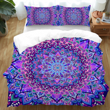 Coastal Doona Quilt Cover Set-Cosmic Bohemain Doona Cover Set-Coastal Passion