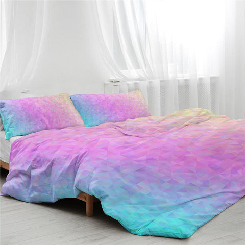 Coastal Duvet Comforter Bedding Set-Mermaid Ripples Doona Cover Set-Coastal Passion