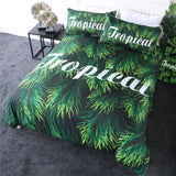 Coastal Duvet Comforter Bedding Set-Tropical Doona Cover Set-Coastal Passion