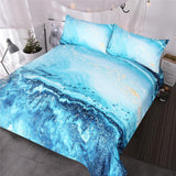 Coastal Duvet Comforter Bedding Set-The Mediterranean Doona Cover Set-Coastal Passion