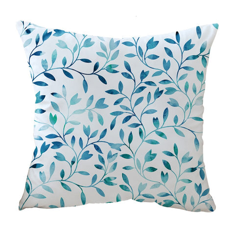 Coastal -Coastal Foliage Cushion Cover Set-Coastal Passion