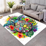 Coastal -The Original Turtle Mystic Floor Mat-Coastal Passion