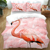 Shades of Pink Doona Cover Set