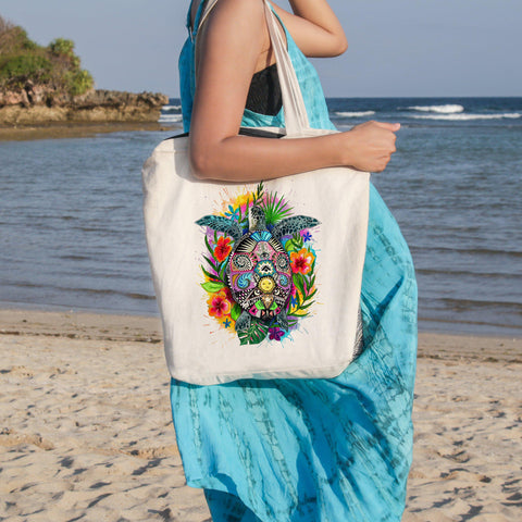 The Original Turtle Mystic Beach Tote-🇦🇺 Australian Coastal Passion