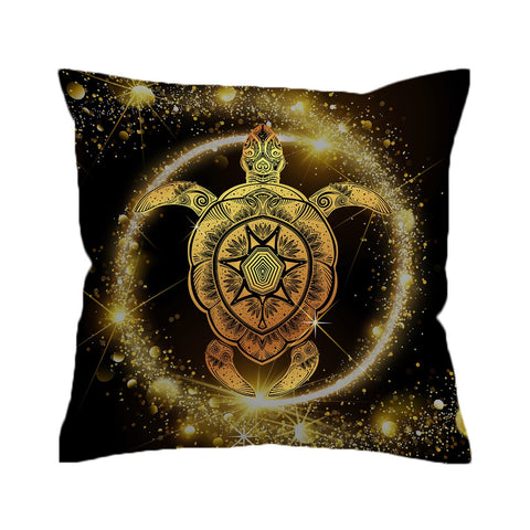 The Astro Turtle Cushion Cover