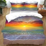 Sunset Beach Doona Cover Set