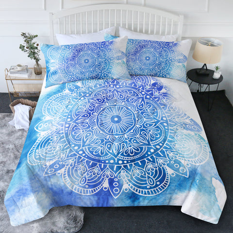 Mandala Hues New Quilt Set