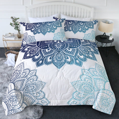 Bohemian Beach New Quilt Set