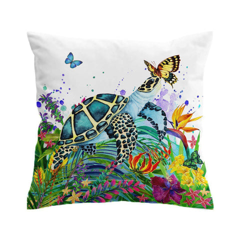 Butterfly Bay Cushion Cover-🇦🇺 Australian Coastal Passion