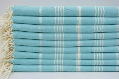 Coastal -Turquoise Delight Series - 100% Cotton Towels-Coastal Passion