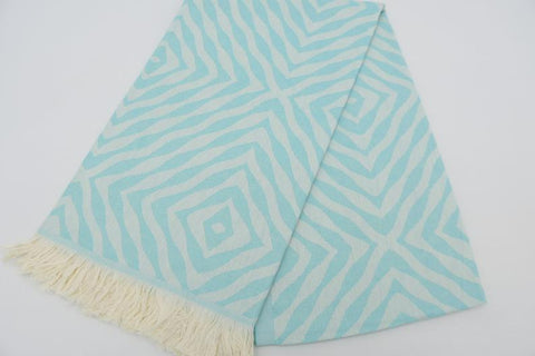 Coastal -Ripples 'n' Reefs Series - 100% Cotton Towels-Coastal Passion
