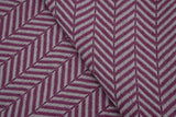 Coastal -Purple 100% Cotton Round Beach Towel-Coastal Passion