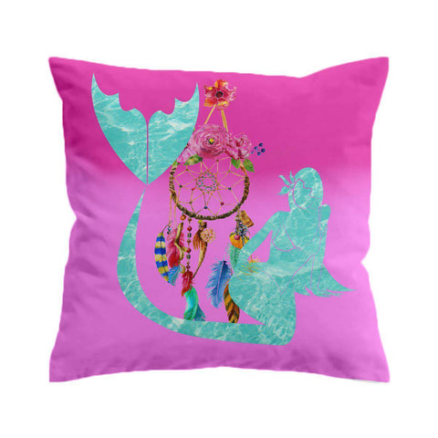 Mermaid Dreaming Cushion Cover-🇦🇺 Australian Coastal Passion