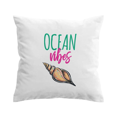 Ocean Vibes Cushion Cover-🇦🇺 Australian Coastal Passion
