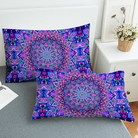 Cosmic Bohemian Pillowcase