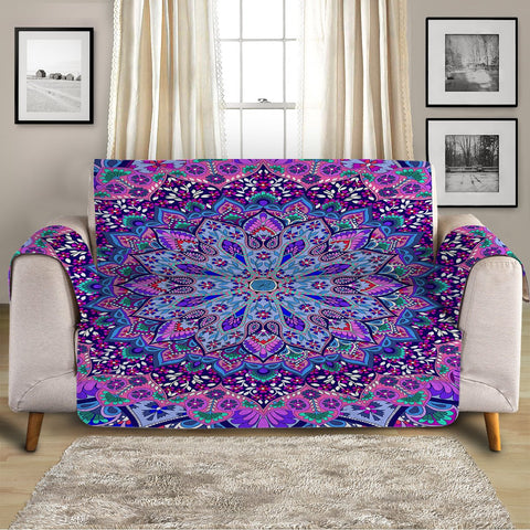 Cosmic Bohemian Sofa Cover