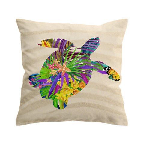 Sandy Bay Cushion Cover-🇦🇺 Australian Coastal Passion