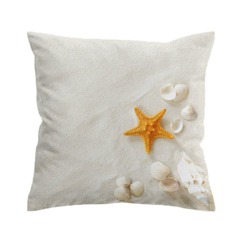 Sandy Starfish Cushion Cover-🇦🇺 Australian Coastal Passion