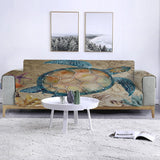 The Original Turtle Island Sofa Cover