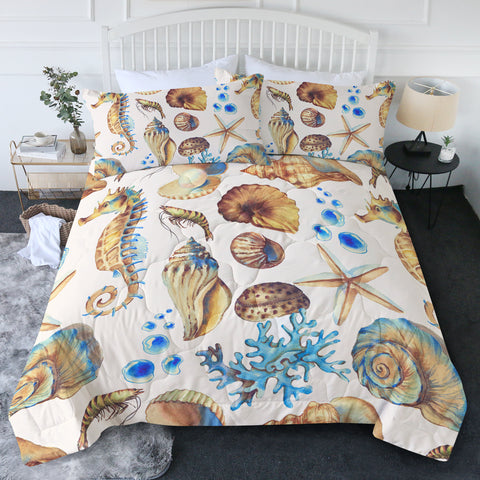 Shelly New Quilt Set