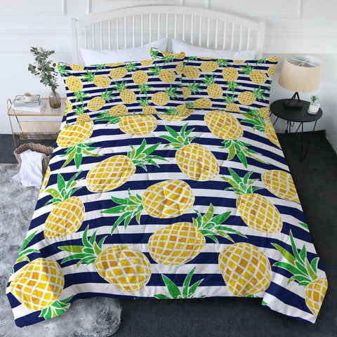 Pina Cabana New Quilt Set-🇦🇺 Australian Coastal Passion