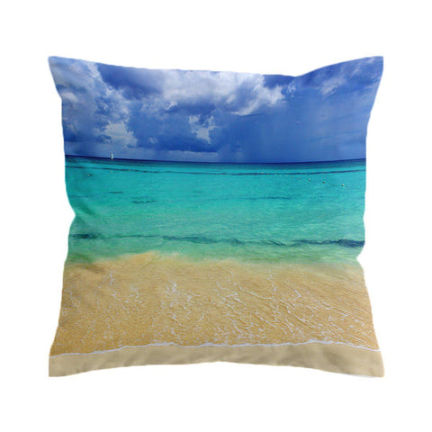 The Beach Cushion Cover-🇦🇺 Australian Coastal Passion
