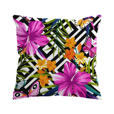 The Flower Garden Cushion Cover-🇦🇺 Australian Coastal Passion