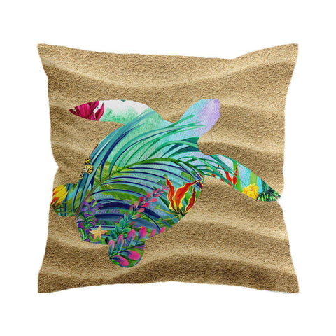 Tortuga Bay Cushion Cover-🇦🇺 Australian Coastal Passion