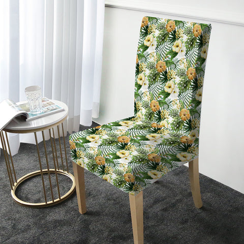 Hibiscus Tropics Chair Cover