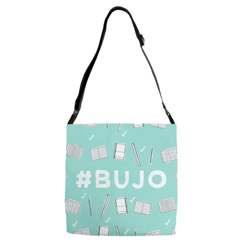 #BUJO Adjustable Strap Tote Bag