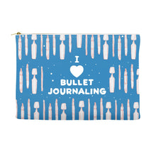 I Love Bullet Journaling - Accessory Pouches