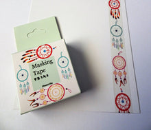Dream Catcher Washi Tape - Gorgeous Washi Tape perfect for Bullet Journaling or Scrapbooking
