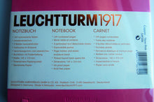 Leuchtturm1917 Limited Edition - New Pink - Plain