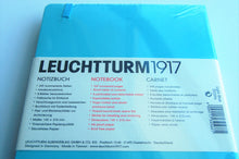 Leuchtturm1917 Dotted Notebook A5 Medium - Light Blue