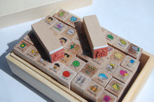 Diary / Planner / Journal Stamp - 40pcs