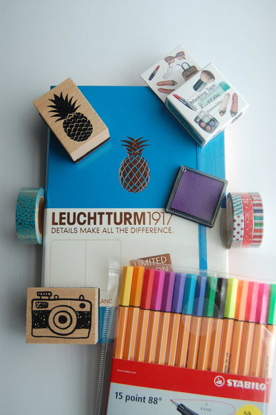 Journaling Starter Bundle - L1917 Limited Edition Plus Various Goodies to get you Journaling