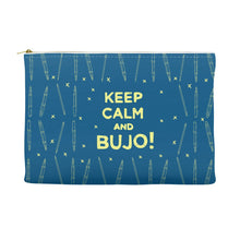 Keep Calm and Bujo! Accessory Pouches