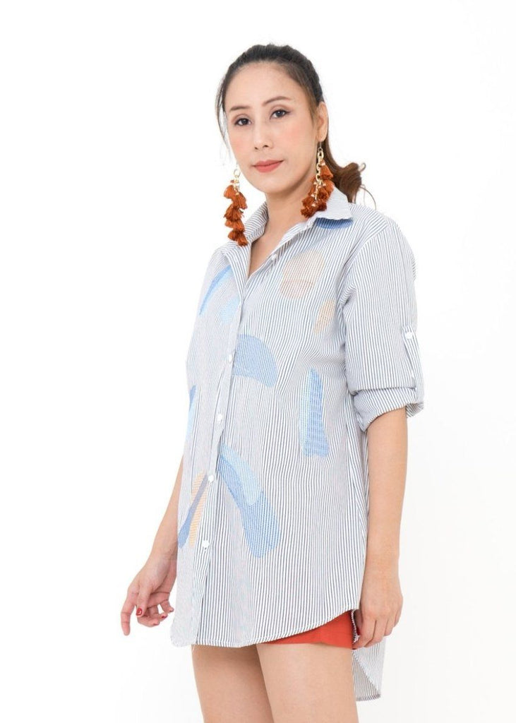 83061 Shirts Embroidery